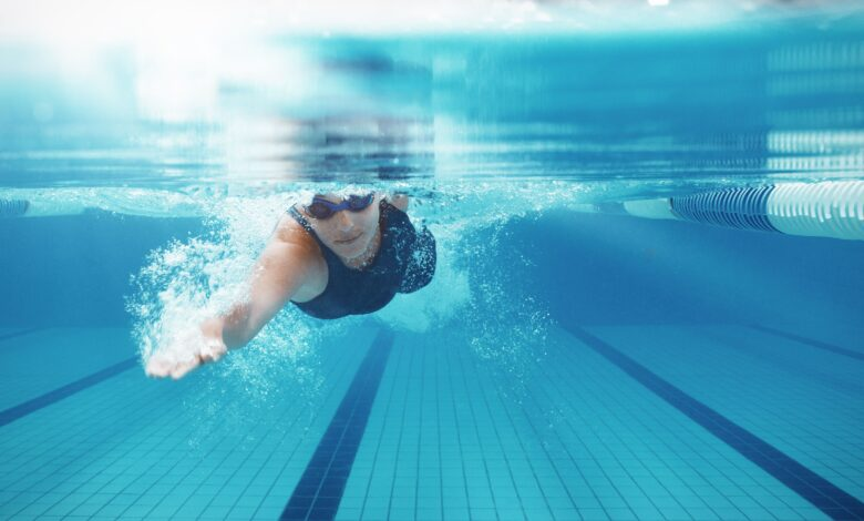 How often should I do my swimming sessions?