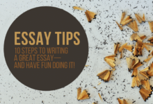 You can now improve your writing style while writing university essay